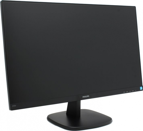 "Монитор 27"" PHILIPS 273V7QJAB/00 Black"