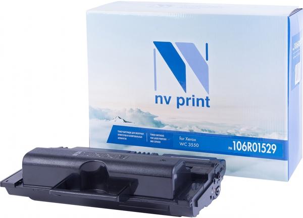 Картридж совместимый NVPrint 106R01529 для Xerox