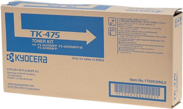 Картридж Kyocera TK-475 оригинальный
