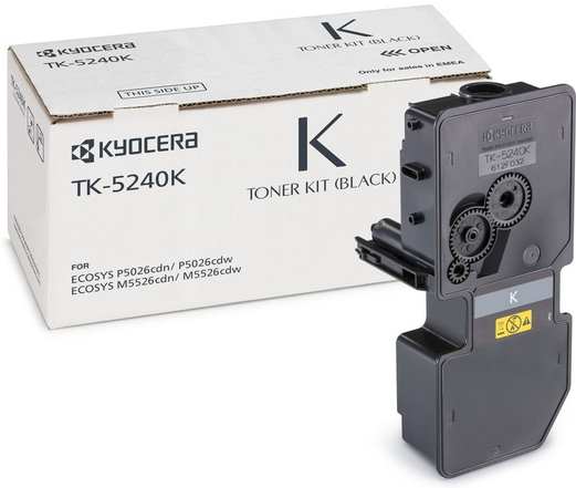 Тонер-картридж Kyocera Mita TK-5240K