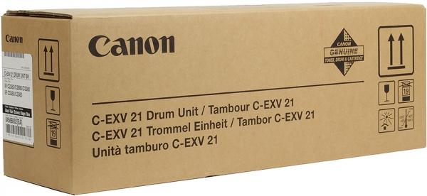 Фотобарабан Canon C-EXV21 черный оригинальный