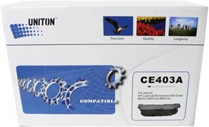 Картридж совместимый UNITON Premium CE403A пурпурный для HP
