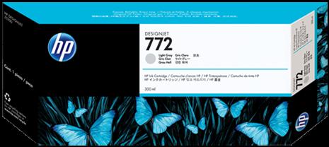 Картридж HP 772 светло-серый оригинальный