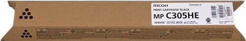 Тонер-картридж MPC305HE для Ricoh черный