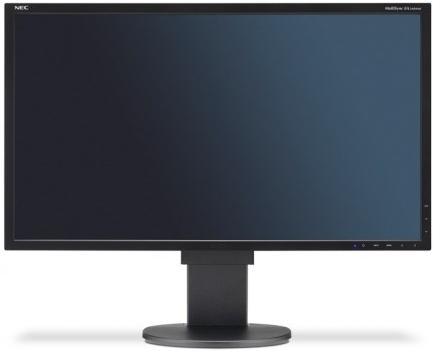 """Монитор 24"""" NEC EA244WMi-BK Black"""
