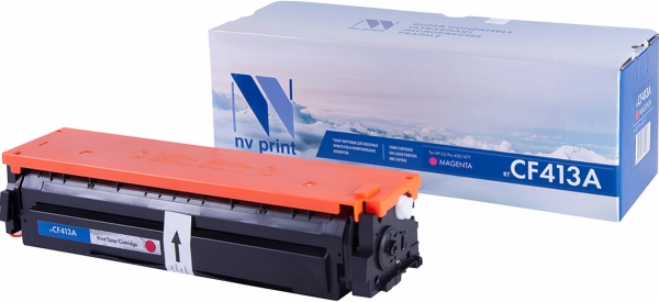 Картридж совместимый NVPrint CF413A для HP пурпурный