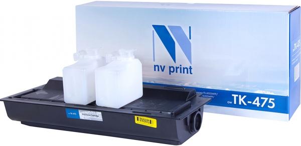 Картридж совместимый NVPrint TK-475 для Kyocera