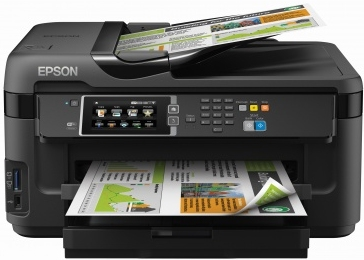 МФУ Epson WorkForce WF-7610DWF А3