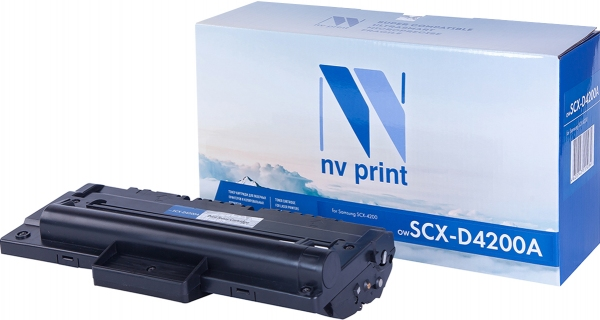 Картридж совместимый NV Print SCX-D4200A для Samsung