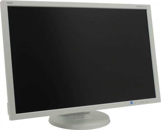 "Монитор 24"" NEC E245WMi Silv/White"