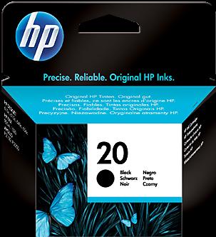 Картридж HP C6614DE черный оригинальный
