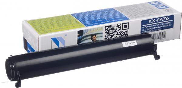 Картридж совместимый NV Print KX-FA76 для Panasonic