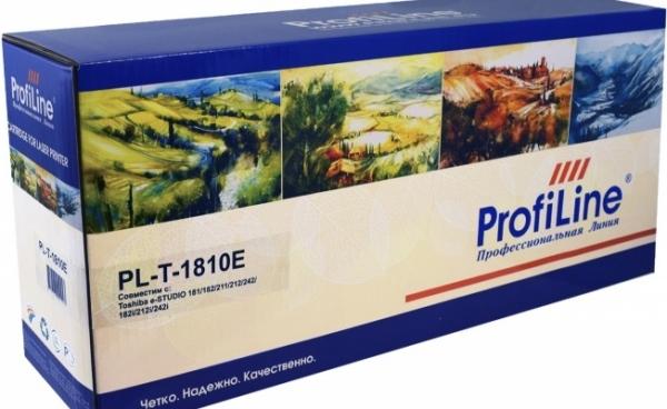 Картридж совместимый ProfiLine T-1810E для Toshiba