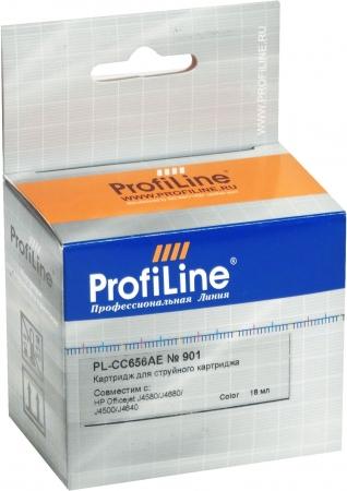 Картридж совместимый ProfiLine CC656AE № 901XL для HP Color