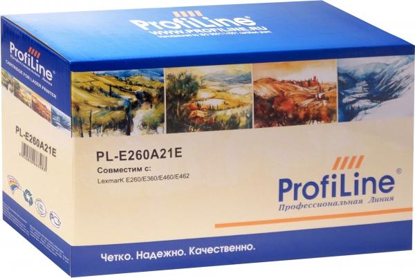 Картридж совместимый ProfiLine E260A21E для Lexmark