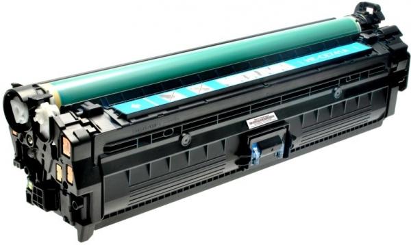 Картридж совместимый Smart Mate CE741A синий для HP