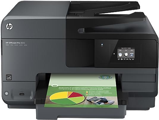 МФУ HP OfficeJet Pro 8610 e-AiO