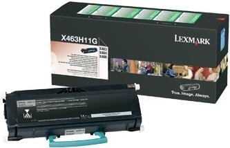 Тонер-Картридж Lexmark X463H11G High Yield оригинальный