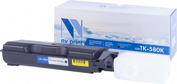 Картридж совместимый NVPrint TK-580 для Kyocera черный