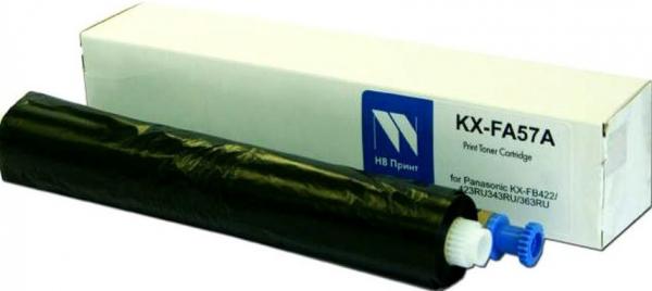 Пленка совместимая NVP для Panasonic KX-FA 57