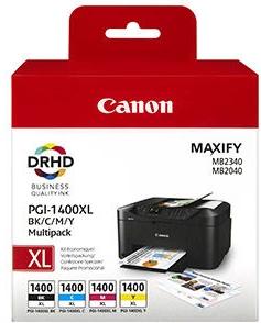 Картридж Canon PGI-1400XL оригинальный мультипак