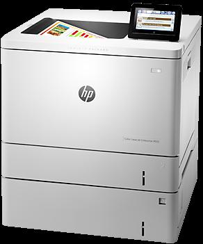 Принтер HP Color LaserJet Enterprise M553x
