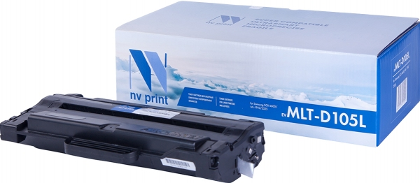 Картридж совместимый NV Print MLT-D105L для Samsung