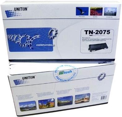 Картридж совместимый UNITON Premium TN-2075 для BROTHER