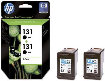 Картридж HP CB331HE двойная упаковка черный (оригинальный)