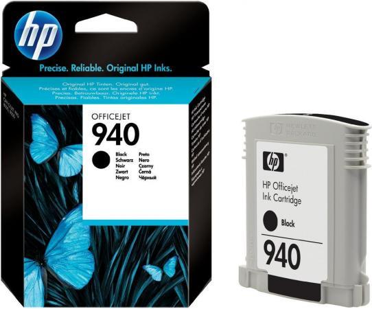 Картридж HP C4902AE черный оригинальный