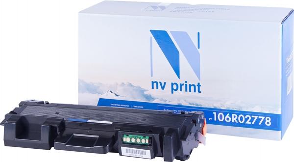 Картридж совместимый NVPrint 106R02778 для Xerox