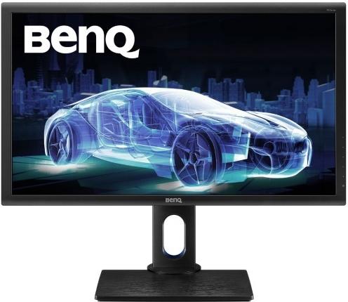 """Монитор 27"""" BenQ PD2700Q Black с поворотом экрана"""