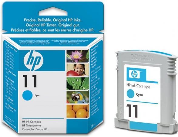 Картридж HP C4836AE голубой оригинальный
