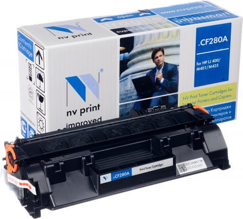 Картридж HP CF280A/CE505A совместимый NV Print