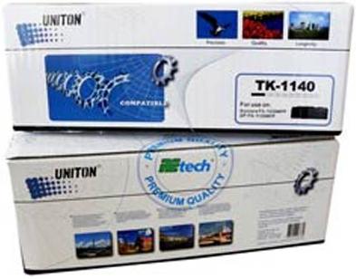 Тонер-картридж совместимый UNITON Premium TK-1140 для Kyocera