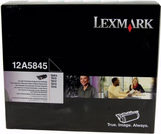 Картридж Lexmark 12A5845 оригинальный