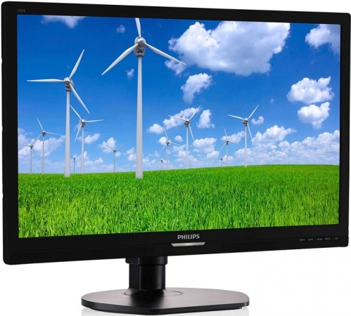 "Монитор 23.8"" Philips 241S6QYMB/01 Black"