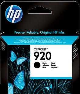 Картридж HP CD971AE черный оригинальный