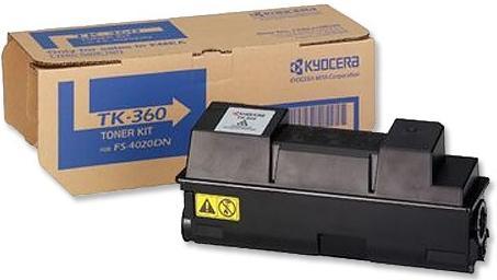 Картридж Kyocera TK-360 оригинальный