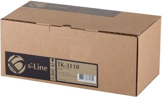 Тонер-картридж «БУЛАТ» TK-3110 s-Line