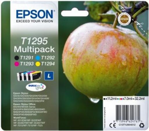 Картридж EPSON T12954012 мультипак оригинальный