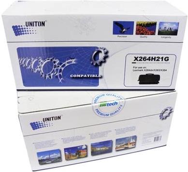 Картридж совместимый UNITON Premium X264H21G для Lexmark