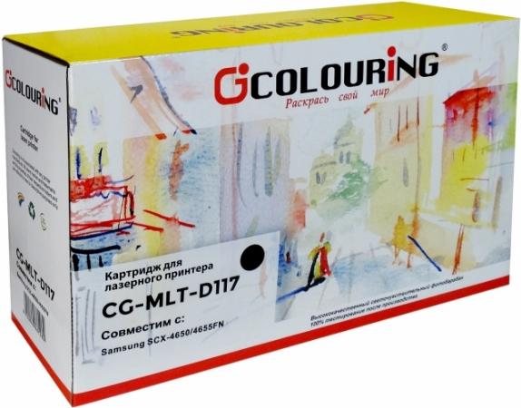 Картридж совместимый Colouring MLT-D117S для Samsung