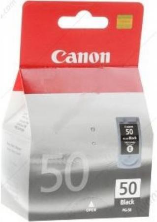 Картридж Canon Ink PG-50 черный оригинальный