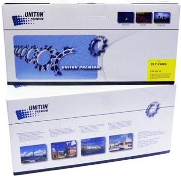 Картридж совместимый UNITON Premium CLT-Y406S желтый для Samsung