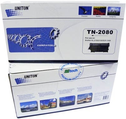 Картридж совместимый UNITON Premium TN-2080 для BROTHER