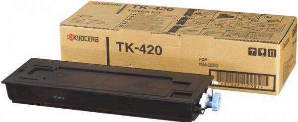 Картридж Kyocera TK-420 оригинальный