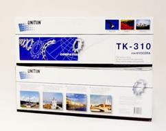 Тонер-картридж совместимый Uniton TK-310 для Kyocera