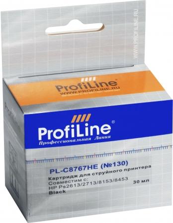Картридж совместимый ProfiLine C8767HE №130 для HP