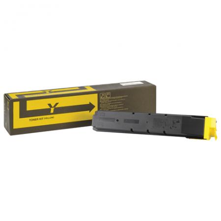 Картридж Kyocera TK-8600Y желтый оригинальный